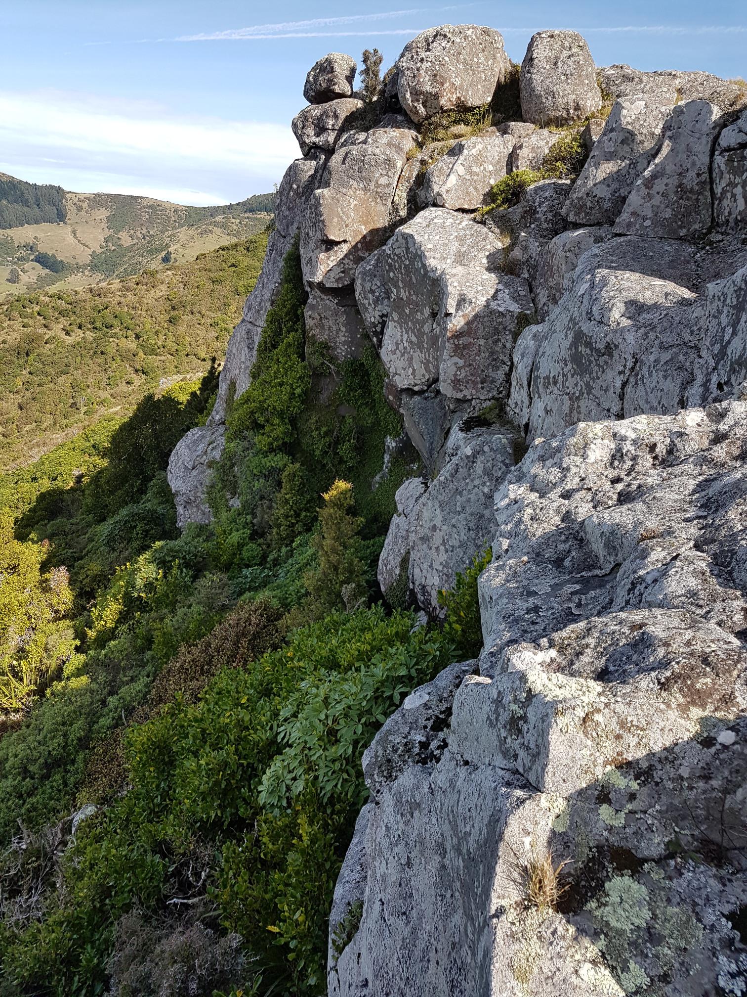 Panama Reserve Rock Climbing
