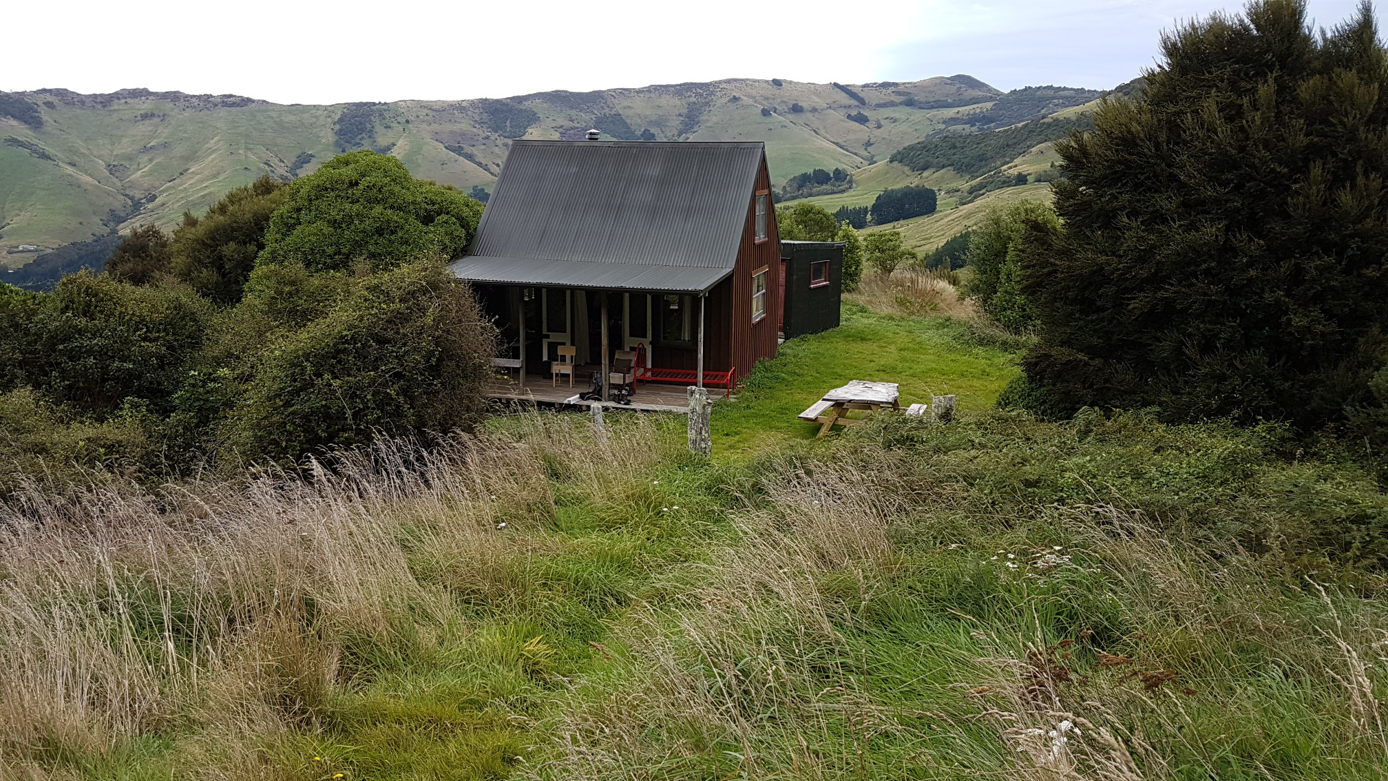 Josef Langer Charitable Trust New Zealand - Walking Festival, Akaroa, Banks Peninsula (58)