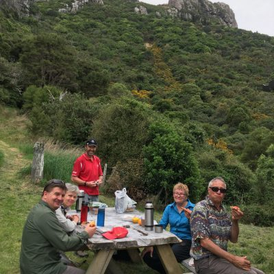 Josef Langer Charitable Trust New Zealand - Walking Festival, Akaroa, Banks Peninsula (33)